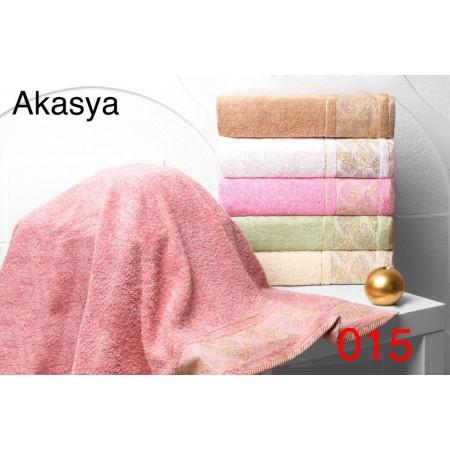 Банные полотенца Hanibaba Akasya, 100% хлопок