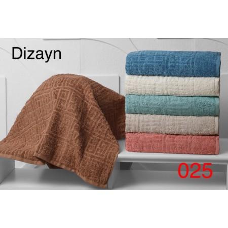 Банные полотенца Hanibaba Dizayn, 100% хлопок