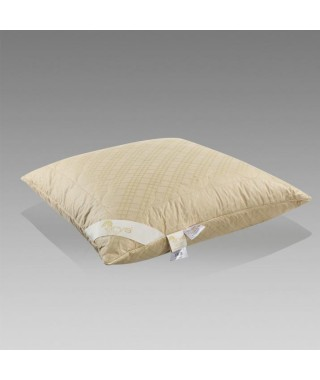Подушка Arya Luxury Camel Wool 50*70 Mustard