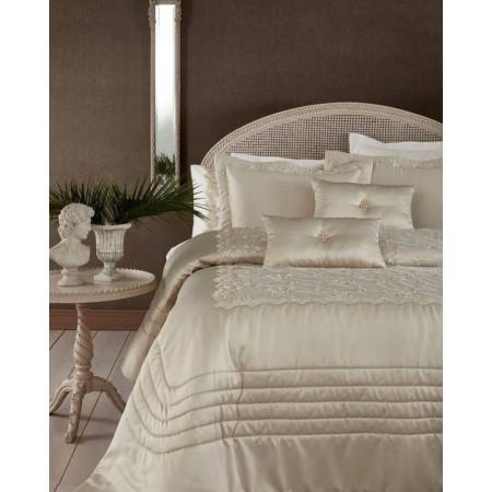 Изысканное покрывало с наволочками и подушками Pepper Home, 270*260 см, Helen