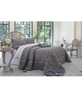 Изысканное покрывало с наволочками и подушками Pepper Home, 270*260 см, Claudia pudra