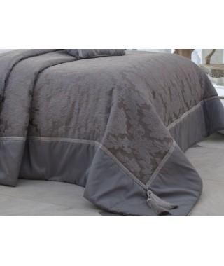 Изысканное покрывало с наволочками и подушками Pepper Home, 270*260 см, Claudia mavi
