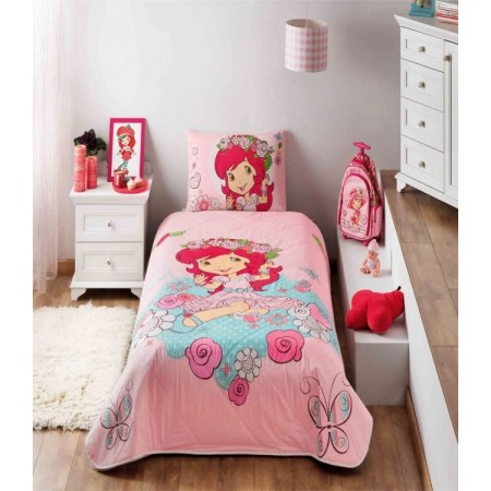 Покрывало PIKE TAC 160*220+50*70 S.Shortcake Candy