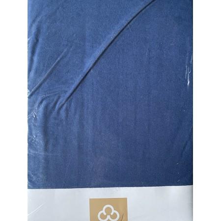 Комплект простынь на резинке с 2 наволочками 50*70 Cotton Collection Blue Sky