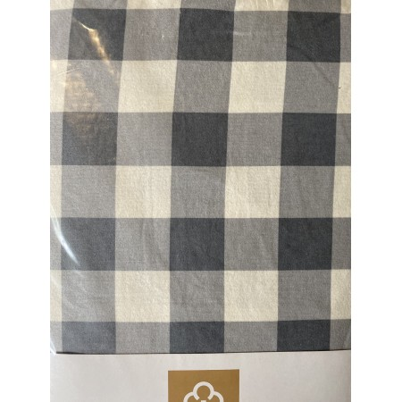 Комплект простынь на резинке с 2 наволочками 50*70 Cotton Collection Wide Cell