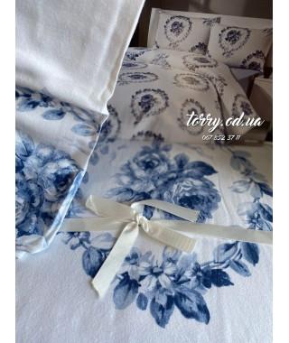 Байковое постельное белье Le Vele 200*220 Bora Bora