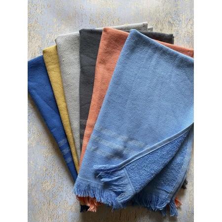 Набор вафельных полотенец Mercan Colors 40*60 6 шт