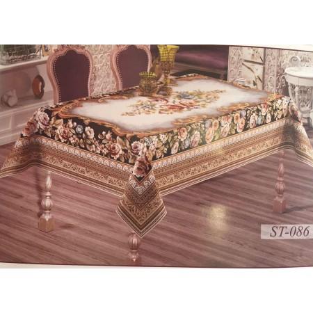 Гобеленовая скатерть Sagol Tekstil 160*220 ST-086
