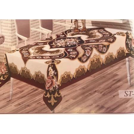 Гобеленовая скатерть Sagol Tekstil 160*220 ST-112