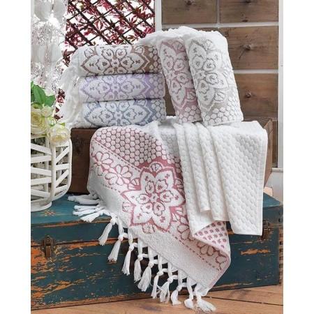 Набор полотенец для сауны Sikel Sunny 6 шт. 100*150