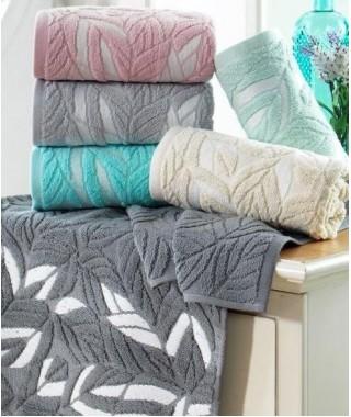 Набор полотенец для сауны Sikel Zambak 6 шт. 100*150